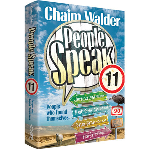 People Speak 11 (hardcover)
