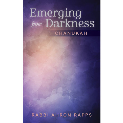 Emerging from Darkness, Chanukah (hc)
