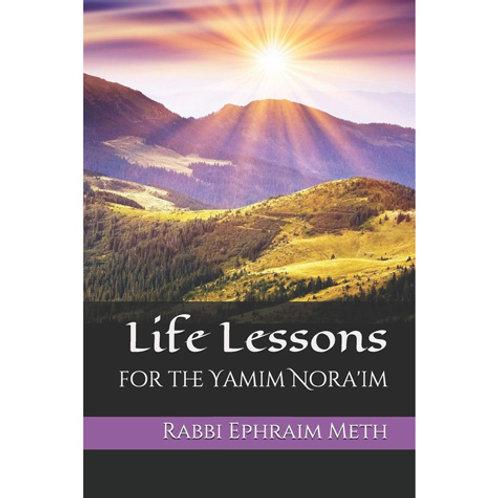 Life Lessons of the Yamim Noraim (pb)