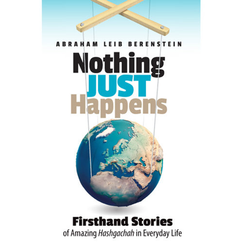 Nothing Just Happens (hardcover)