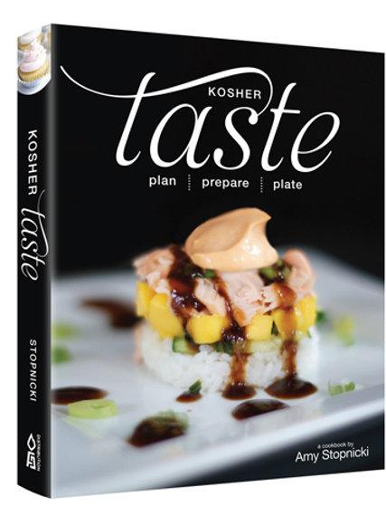 Kosher Taste, Cookbook
