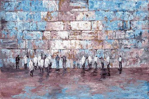 Western Wall 4