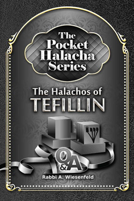 Pocket Halacha: Tefillin