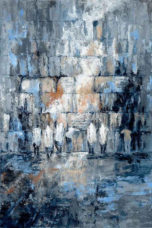 Western Wall 15