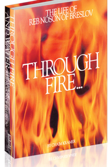 Through Fire and Water: Life of R' Noso