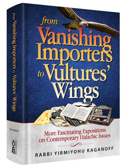 Vanishing Importers: Halachic Issues