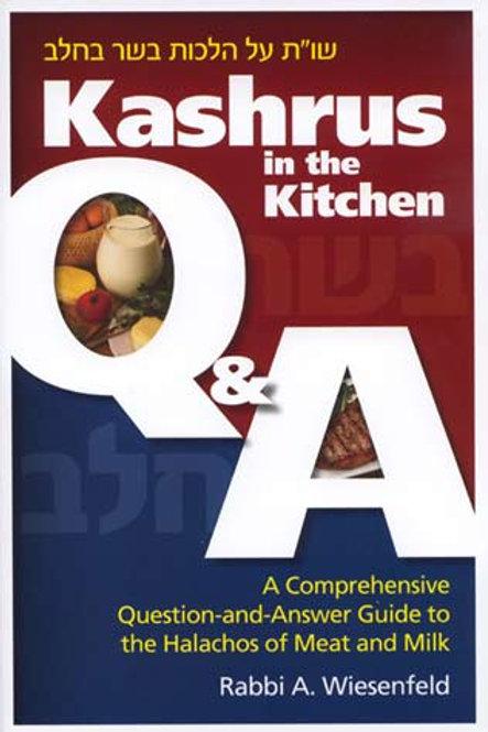 Kashrus in the Kitchen - Q & A