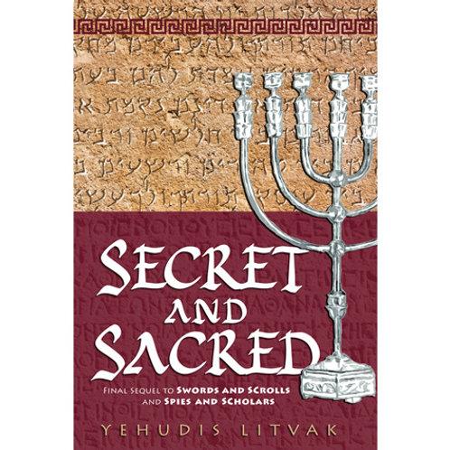 Secret and Sacred (Paperback)