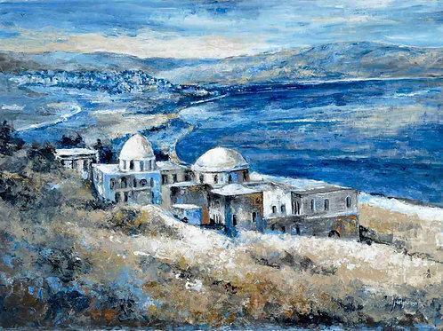 Tiberias Tomb of Rabbi Meir