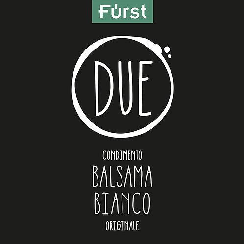»DUE« CONDIMENTO BALSAMA BIANCO ORIGINALE