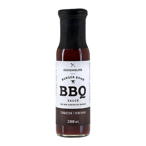 BURGER BOMB BBQ Sauce Teriyaki