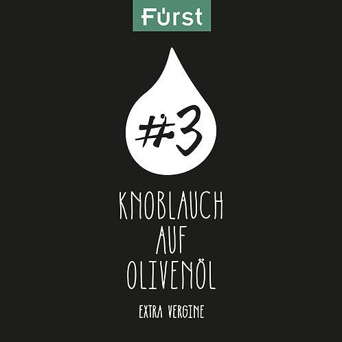 #3 KNOBLAUCH AUF OLIVENÖL