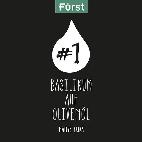 #1 BASILIKUM AUF OLIVENÖL