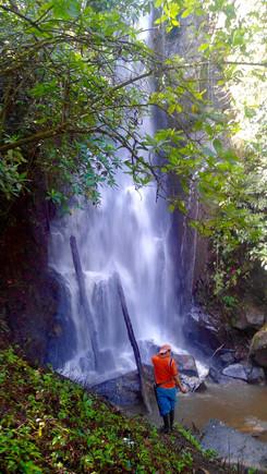 Cascada Café Waterfall, Popayán