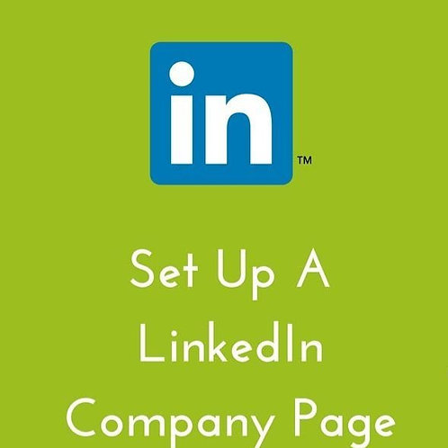 New Company Profile in LinkedIn
