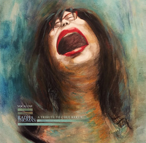 Radha Thomas / Vocalese