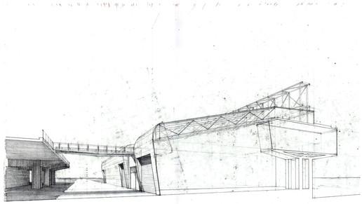The Flügel - Warehouse Hall
