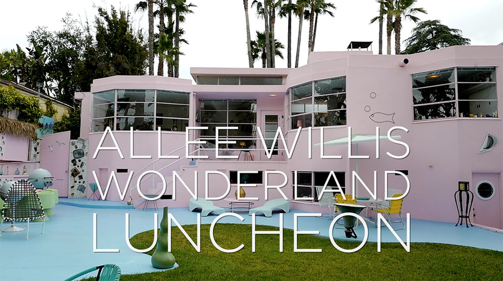 Allee Willis Wonderland Lunch