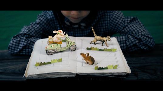 Franco the Bunny Book