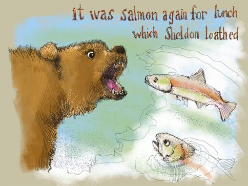 Salmon Again Today