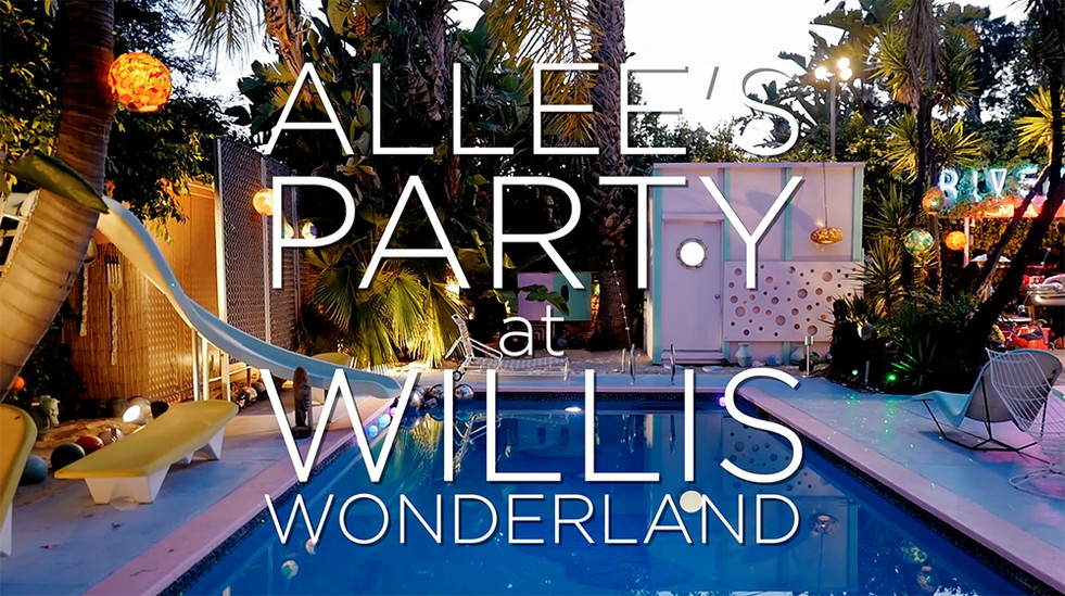 Allee Willis Purple Party