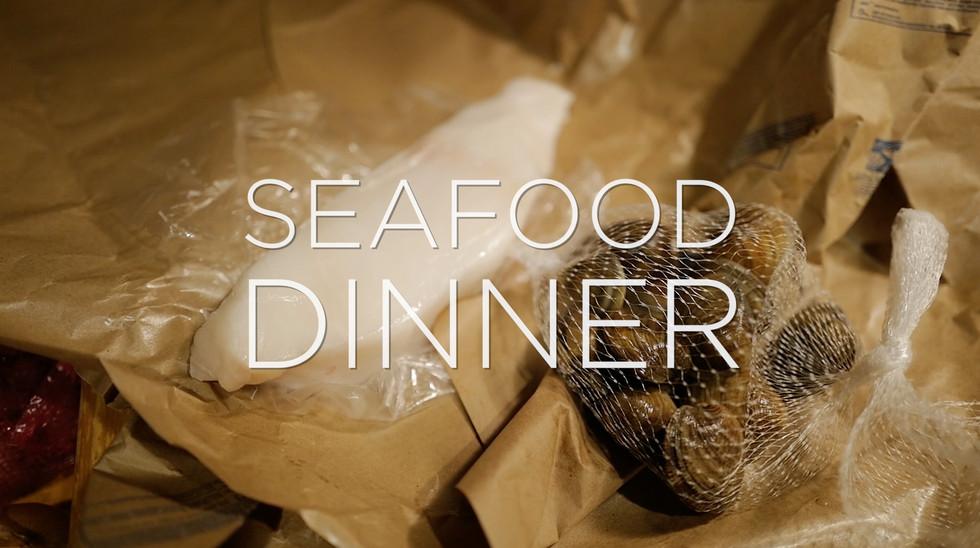Seafood Tonight
