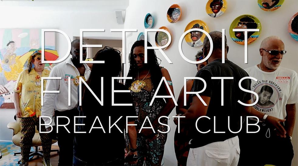 Detroit Fine Arts Breakfast Club