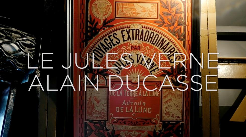 Le Jules Verne, Paris