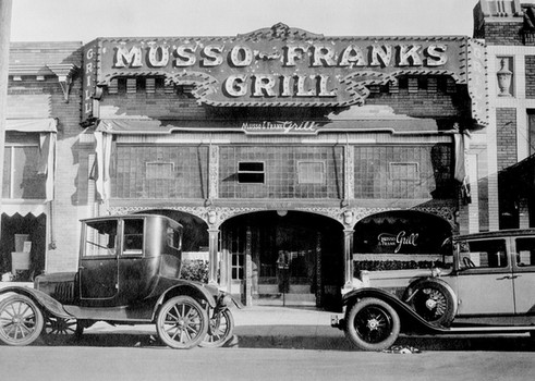 Musso and Franks Grill
