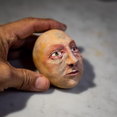Little Self-Portrait Head