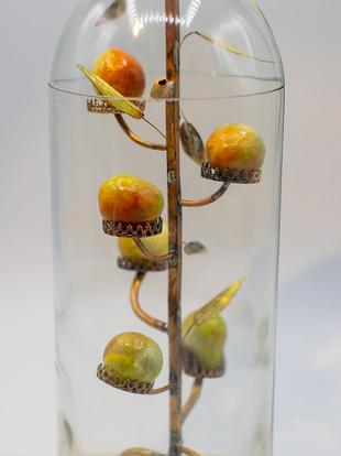 Grape Measuring Device
