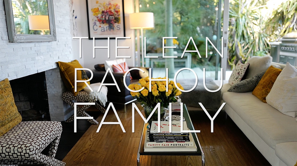 The Lean Rachou Family