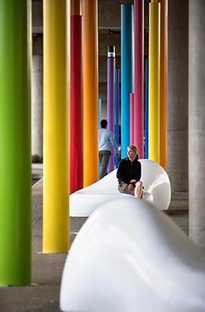 Sylvia Park Art Installation