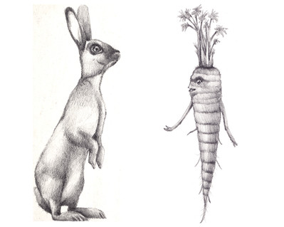 Carrot and Bunny