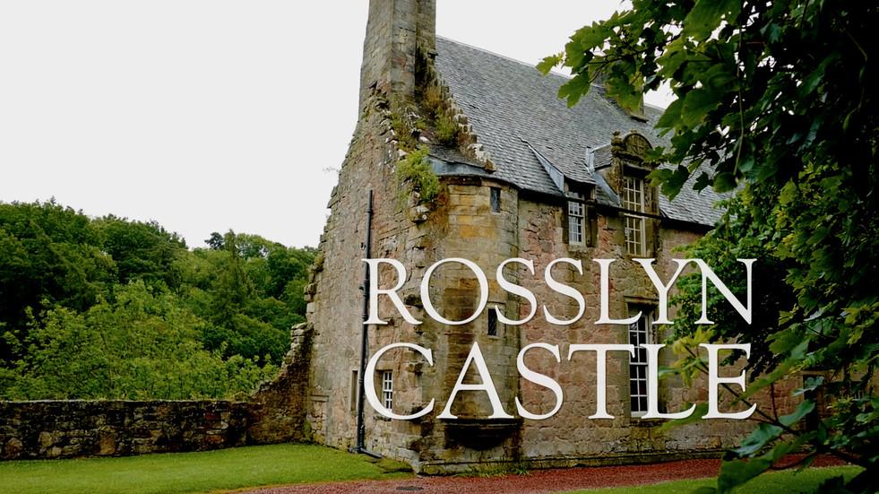 Rosslyn Castle, Edinburgh