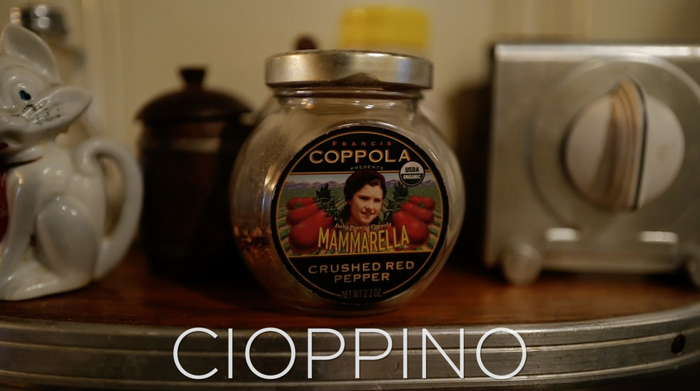 Cioppino at the Cabin