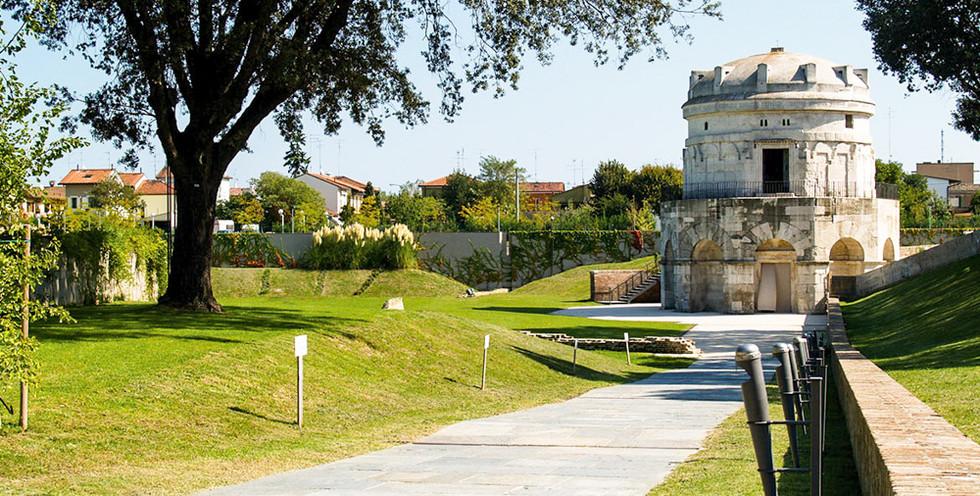 Parco di Teodorico, Ravenna