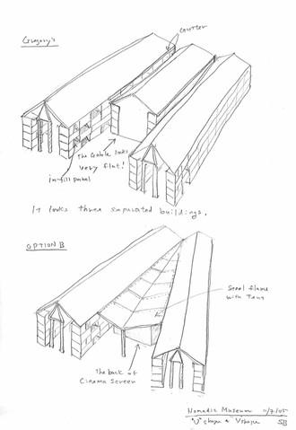 Ashes and Snow Santa Monica Concept Sketch