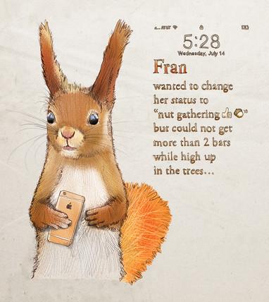 Fran's Status Update