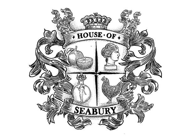House of Seabury Crest