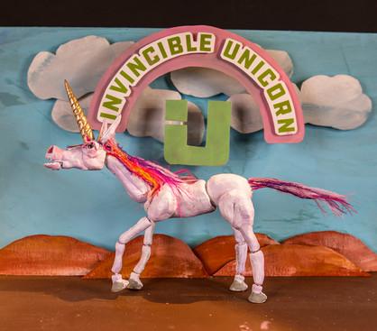 Invincible Unicorn
