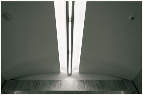 Corridor Ceiling Detail
