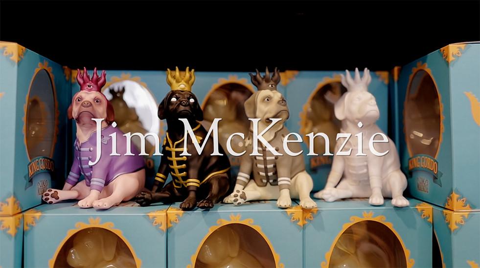 Jim McKenzie Studio Visit