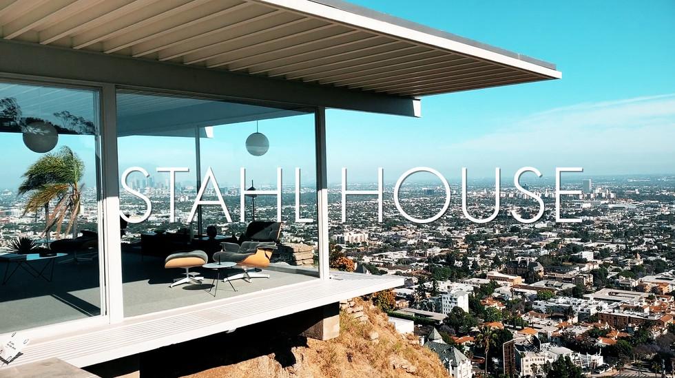 Stahl House, Los Angeles