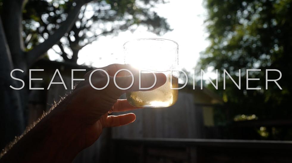Seafood Dinner