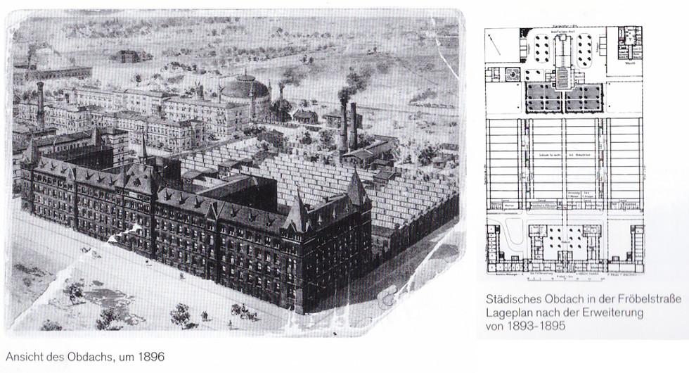 Krankenhause, Prenzlauerberg