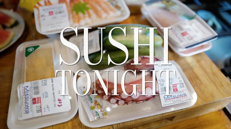 Mitsuwa Sushi Night