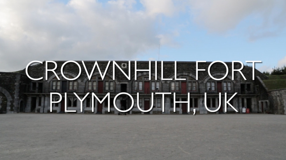 Crownhill Fort, Plymouth UK