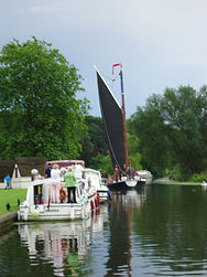 Albion arriving at Coltishall.JPG