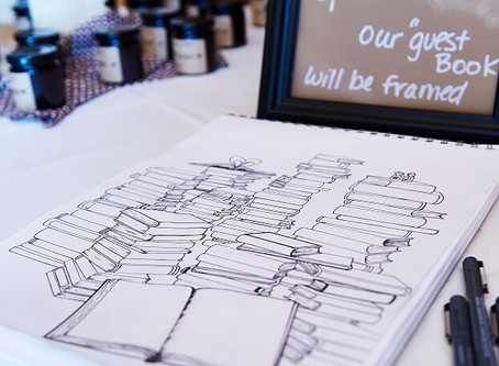 Creative Ways To Upgrade Your Wedding Guestbook